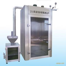烟熏豆腐干设备,全自动电加热烟熏炉生产厂家【送货上门】