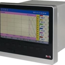 NHR-8700C系列32路触摸式彩色无纸记录仪