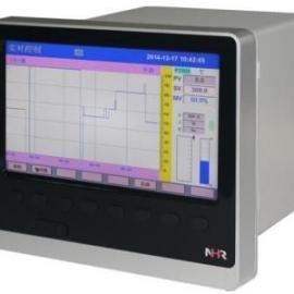 NHR-8300/8路彩色/蓝屏调节无纸记录仪