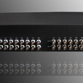北京汉源高科32路数字视频光端机模拟视频光端机
