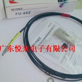 KEYENCE光纤传感器FU-66Z