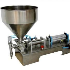 蛋白质液体【高精度】活塞式充填机&冷却液全自动不滴漏称量机sx