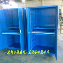江门工具摆放柜,江门维修工具整理柜,八层工具柜