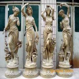 供甘肃天水景观雕塑和兰州玻璃钢雕塑报价