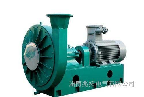 MJG煤气加压风机