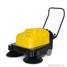 小区用小型扫地机-小区用电瓶手推式扫地机