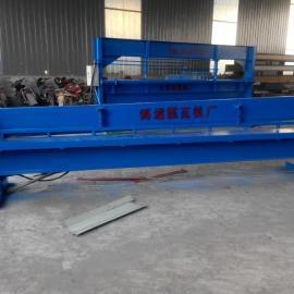 4米液压剪板机 龙门式剪板机彩钢设备