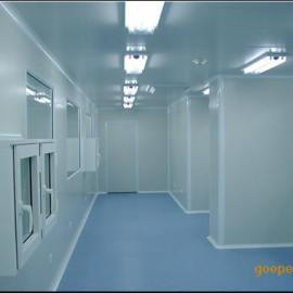 天津保健品厂十万级净化车间 洁净车间 空气净化