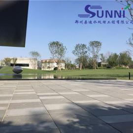 河南郑州桑迪水处理―理想国景观及雨污水工程
