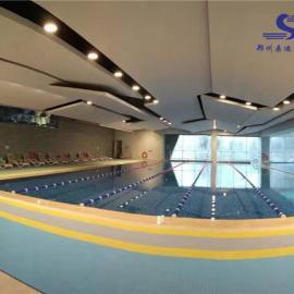 河南郑州桑迪水处理―万科城游泳馆
