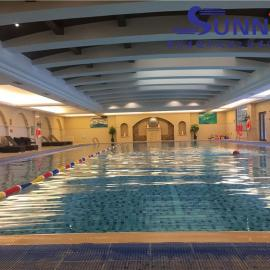 桑迪水处理―正商红河谷游泳馆(2015年)