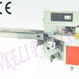 枕式月饼刀叉包装机|250X月饼刀叉高速包装机