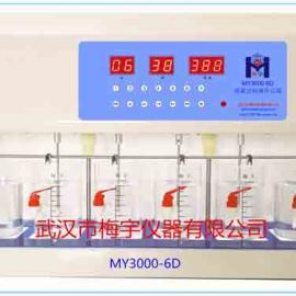 MY3000-6D混凝试验搅拌仪器