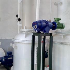 一级罗茨-立式水喷射真空机组
