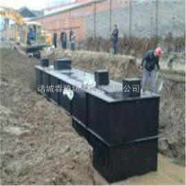 地埋式污水设备_温江区污水处理_春腾环境科技