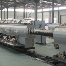 PP PE塑料管材生产线 塑料管材设备