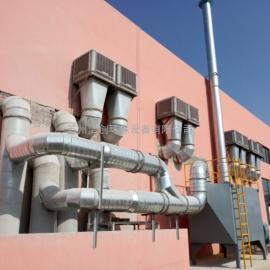 废气吸附装置活性炭吸附塔