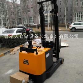前移式电动叉车 电动堆高车 堆垛车平衡配重式全电动堆高车