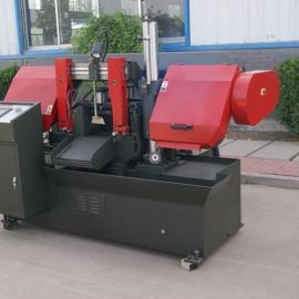 济南带锯床生产厂家GS320数控带锯床全自动送料