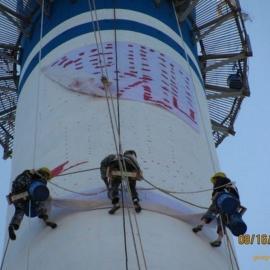 杭州专业烟囱安装避雷针-冷却塔安装避雷针