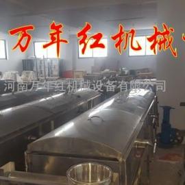 贵阳市蒸汽大型凉皮机【万年红食品机械】洗面筋机