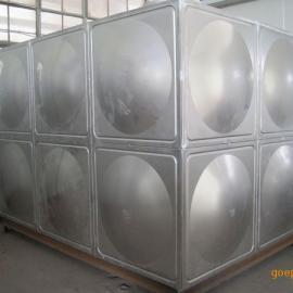 涛泽科技20立方不锈钢水箱45吨不锈钢消防水箱