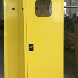 固赛牌|全钢材质+可选加报警系统-气瓶柜月产500台