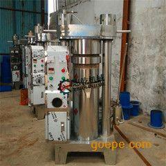 全自动榨油机 立式液压香油机 车载流动芝麻花生榨油机 致富创业