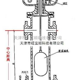 UQK-31系列 浮球式锅炉水位报警器