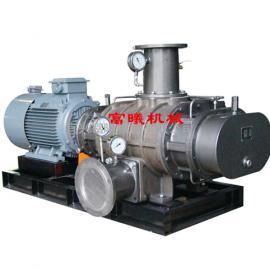 中试用MVR罗茨蒸汽压缩机-MVR蒸汽压缩机-蒸汽压缩机