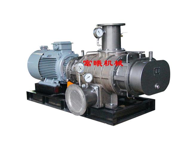 MVR蒸发器-罗茨蒸汽压缩机-蒸汽压缩机-富曦制造