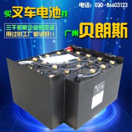 叉车用蓄电池