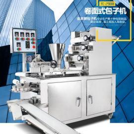 金本YC-290III仿手工包子机,商用包子机生产厂家