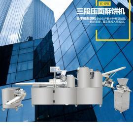 金本YC-09C型酥饼机,酥饼生产线(三件套) 厂家直销