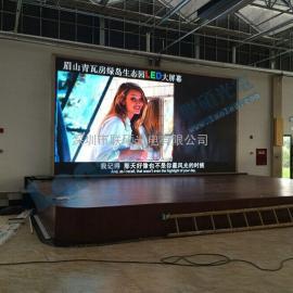 舞台led屏价格多少钱一平方 P4全彩显示屏厂家报价