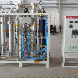 氨气纯化装置,氨气提纯设备独家设计制造
