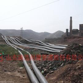 超高分子量聚乙烯管尾矿输送管