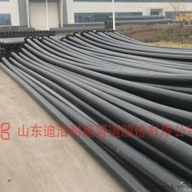 煤矿井下用超高分子量聚乙烯瓦斯抽放管
