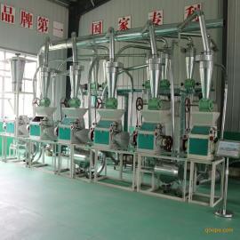 面粉机械成套设备 小型面粉机价格 小麦磨面机器 小麦磨粉机