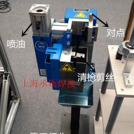 上海直销-TBI清枪站 清枪剪丝结构