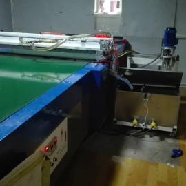 郑州uv淋幕机uv淋涂机移门淋幕机-uv淋漆涂装机械厂家