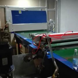 苏州地板砖 玻璃淋涂机 UV瓷砖墙淋涂机 光油淋幕机厂家