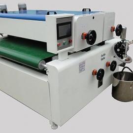 河南厂家供应全精密涂装机辊涂机 UV漆滚涂机 单辊涂布机