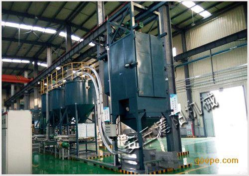 专业生产化肥吨袋拆包机厂家