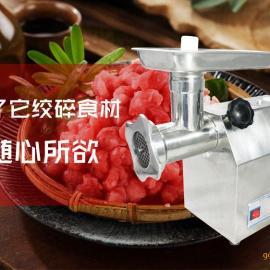 金本不锈钢绞肉机,全自动绞肉机 广东家用绞肉机