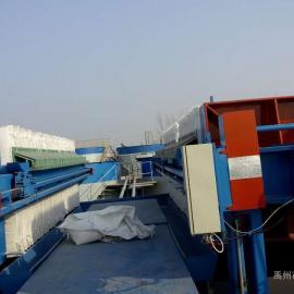 污水厂污水达标排放专用压滤机