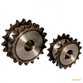 链条配件 传动链轮 不锈钢链轮 加工定制