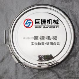 温州厂家批发卡箍人孔,卫生级人孔,400-500卡箍人孔