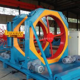 钢筋笼成型机-山东交建滚焊机-全自动化数控钢筋笼-钢筋笼