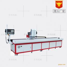 厂家生产 铝门窗加工数控动力头 钻孔 杰奥拓普多头钻床钻孔机